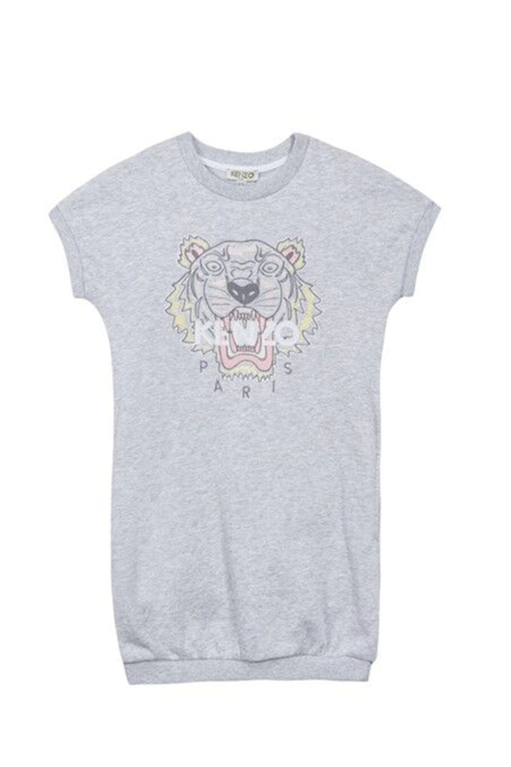 Kenzo 4-6Y Tiger Dress - Main Image
