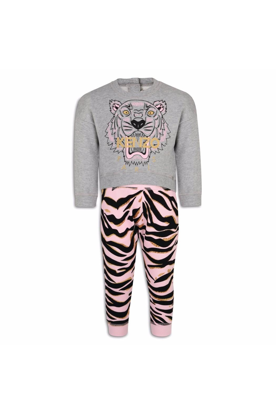 d512668ae Kenzo Baby Girls Tracksuit - Front Cropped Image
