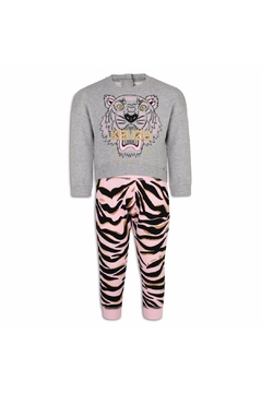 Kenzo Baby Girls Tracksuit - Product List Image