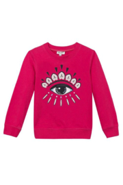 Kenzo 10-12Y Bella Eye Sweater - Product Mini Image