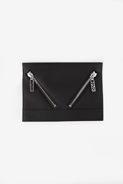 Kenzo Black Kalifornia Clutch - Product List Image