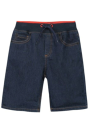 Kenzo 8-12Y Denim Bermuda Shorts - Product Mini Image