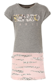 Kenzo 8-12Y Jackie Stripe Dress - Product Mini Image