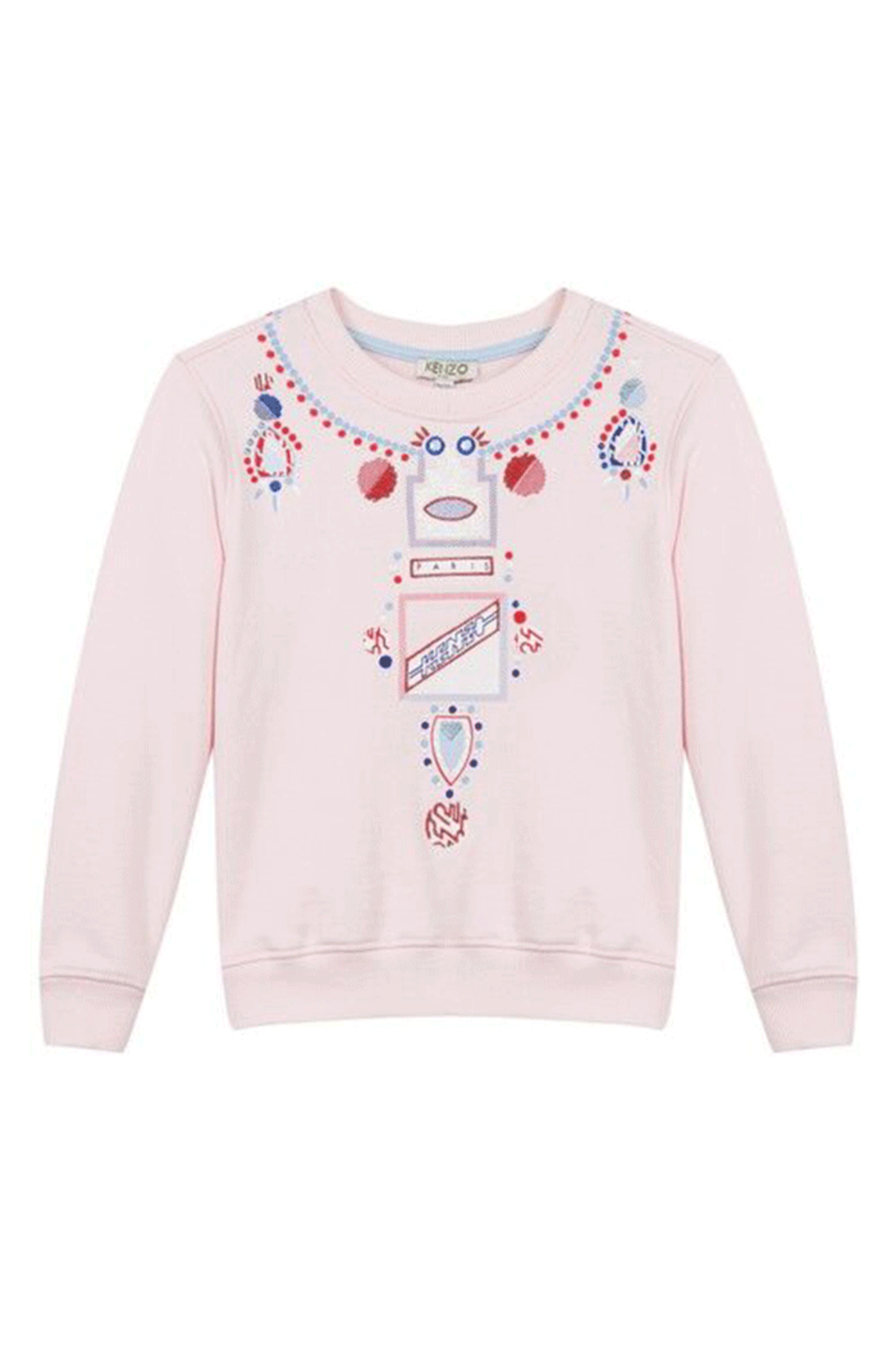 479689301e Kenzo 8-12Y Kristen Necklace Sweater from New York City by Mon Petit ...