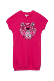 Kenzo 8-12Y Tiger Dress - Product Mini Image