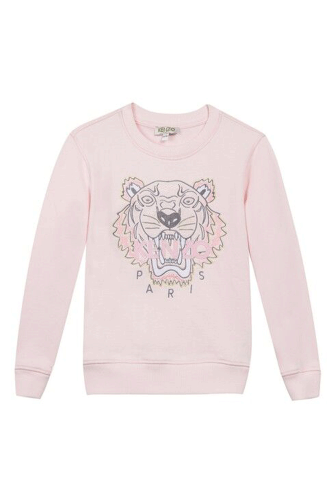 9f7767cf9b91 Kenzo 2-4Y Tiger Face Sweatshirt from New York City by Mon Petit ...