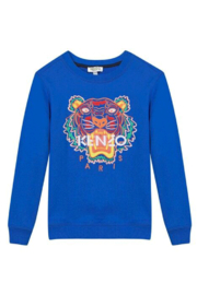 Kenzo 8-12Y Tiger Logo Sweatshirt - Product Mini Image