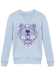 Kenzo 8-12Y Tiger Roar Sweatshirt - Product Mini Image
