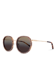 KERBHOLZ Jakob Wooden Sunglasses - Front full body