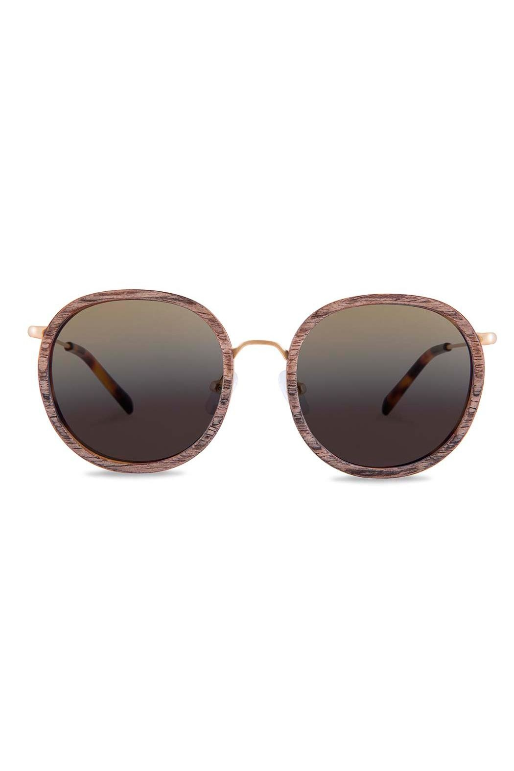 KERBHOLZ Jakob Wooden Sunglasses - Front Cropped Image