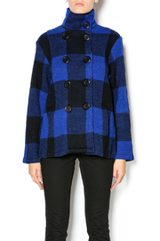 Keren Hart Buffalo Plaid Jacket - Product Mini Image