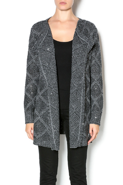 Shoptiques Product: Sparkly Swing Cardigan