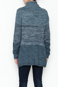 Keren Hart Variegated Cowl Neck Sweater - Alternate List Image