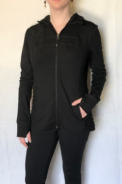 Keren Hart Athliesure Zip Jacket - Product List Image