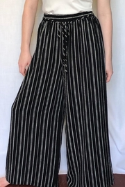 Keren Hart Vertical Strip Pant - Product Mini Image