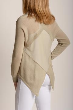 Kerisma Chiffon Back Sweater - Alternate List Image