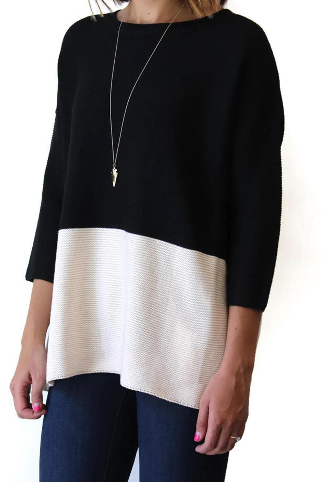 Kerisma Color Block Sweater from Pennsylvania by Flirt Women's ...