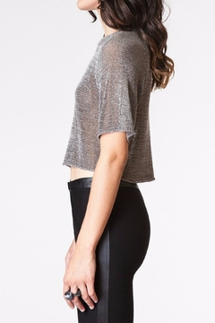 Kerisma Grey Crop Top - Alternate List Image