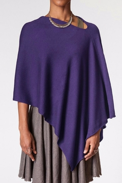 Kerisma Knit Poncho Sweater - Alternate List Image