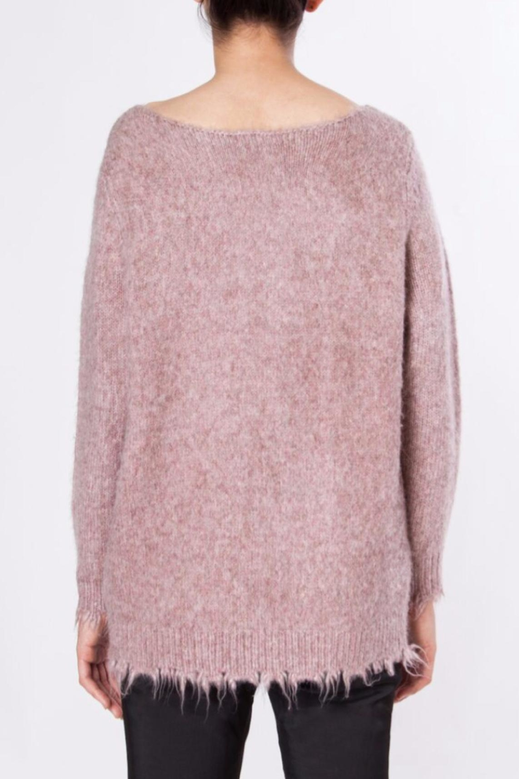 Kerisma Pullover Sweater - Side Cropped Image