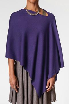 Kerisma Purple Poncho - Alternate List Image
