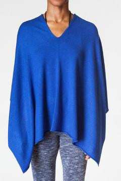 Kerisma Royal Blue Poncho - Alternate List Image