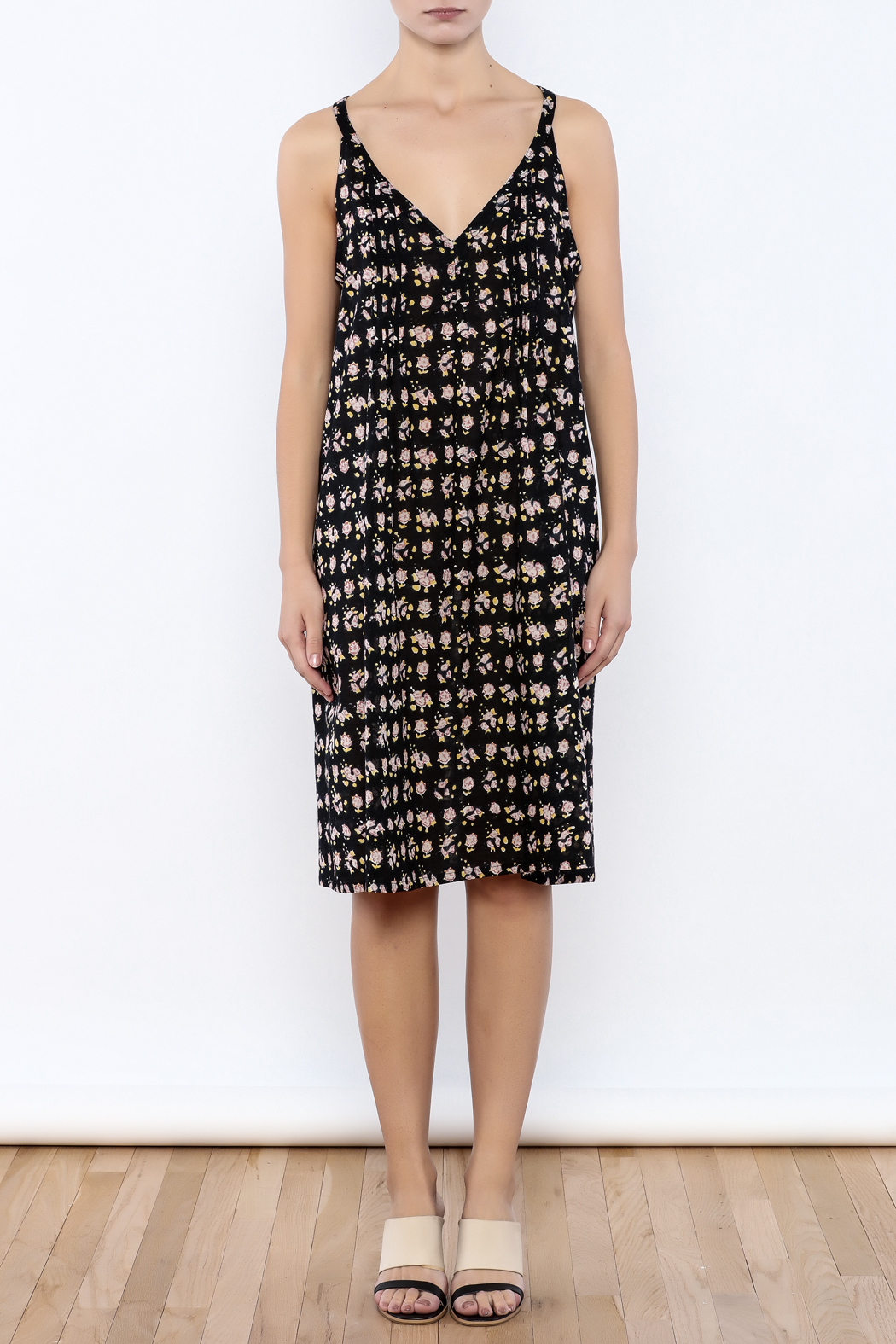 Kerry Cassill Sleeveless Dress - Front Cropped Image