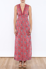 Kerry Cassill Sleeveless Maxi Dress - Front cropped