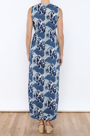 Kerry Cassill Sleeveless Maxi Dress - Back cropped