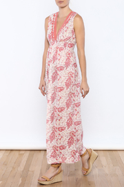 Kerry Cassill Sleeveless Maxi Dress - Front full body
