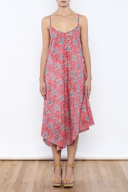 Kerry Cassill Spaghetti Strap Lined Dress - Front cropped