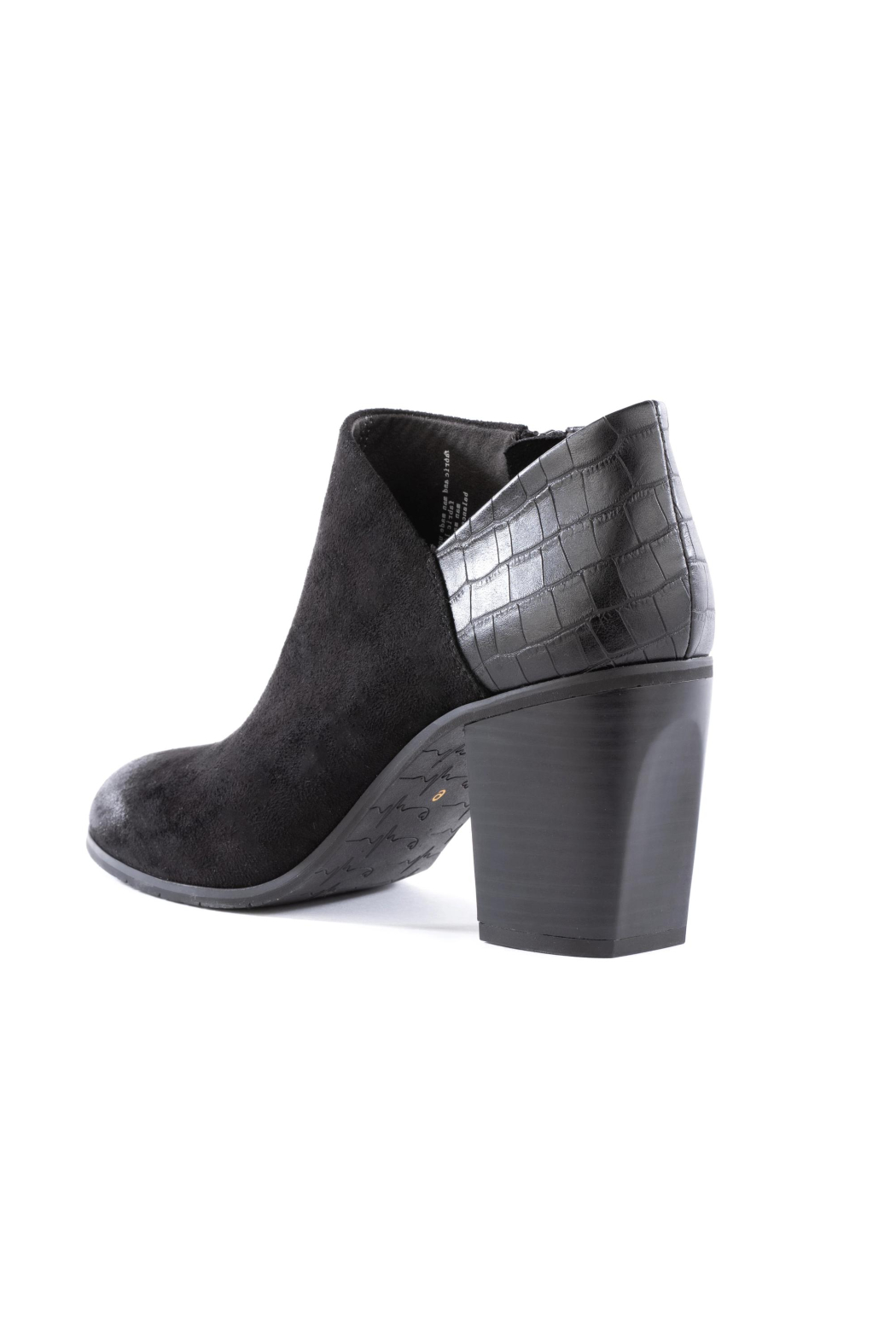 BC Footwear Kettle Bootie - Front Full Image