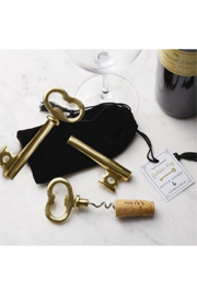 The Birds Nest KEY BOTTLE OPEN/CORK SCREW - Product Mini Image