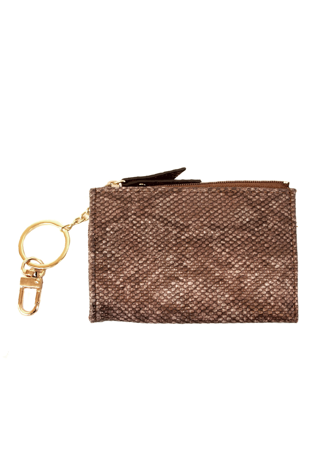 Joy Accessories Key Chain Card-Holder - Front Cropped Image