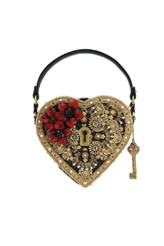 Mary Frances Key-To-My-Heart Bag - Product Mini Image
