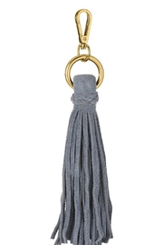 Coco + Carmen Keychain Tassels - Front cropped