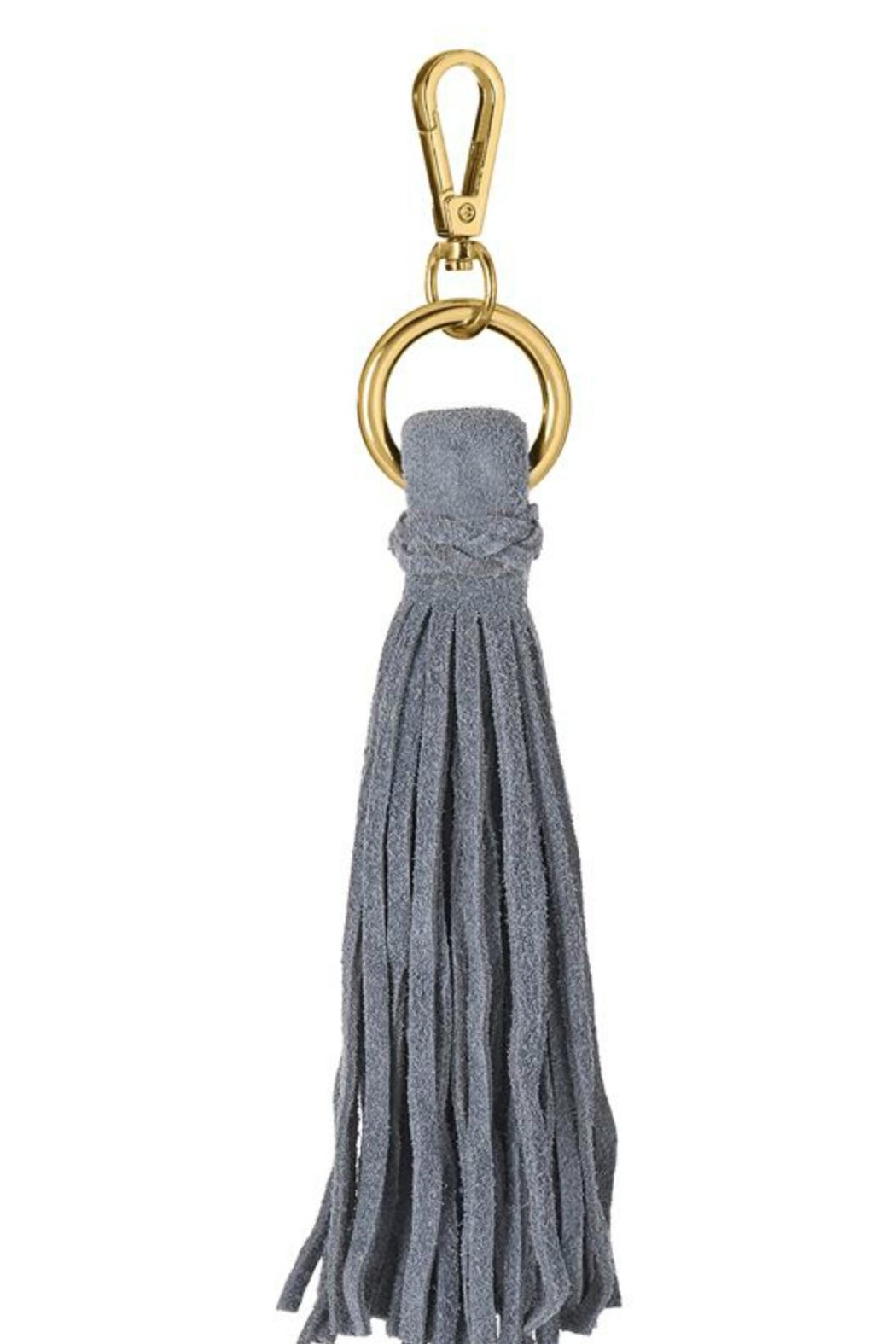 Coco + Carmen Keychain Tassels - Front Cropped Image