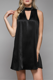 Do & Be Keyhole Halter Aline Dress - Product Mini Image