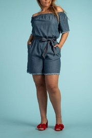 Trina Turk Keys Romper - Product Mini Image