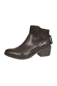 Shoptiques Product: Black Western Bootie