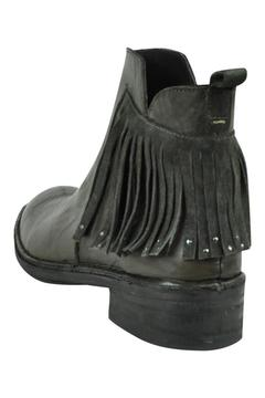 Khrio Fringe Leather Boot - Alternate List Image