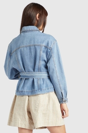 Khujo Jacket Shane - Side cropped
