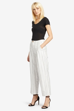 Khujo Pants Cassandra Stripe - Product List Image