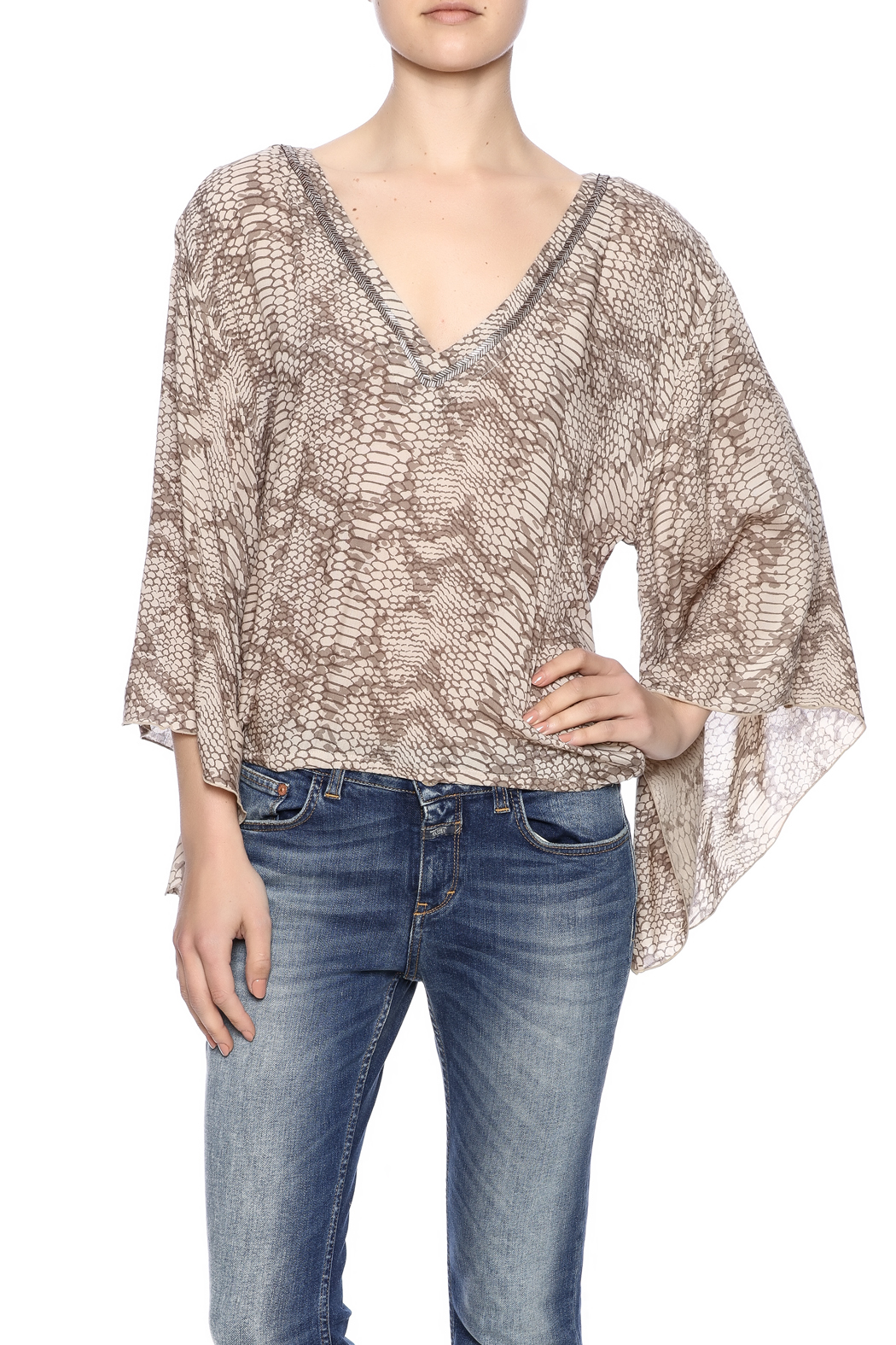 Khush Clothing Balisani Top - Front Cropped Image