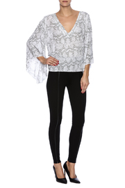 Khush Clothing Balisani Top - Front full body