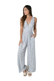 Khush Clothing Aura Jumpsuit - Front cropped