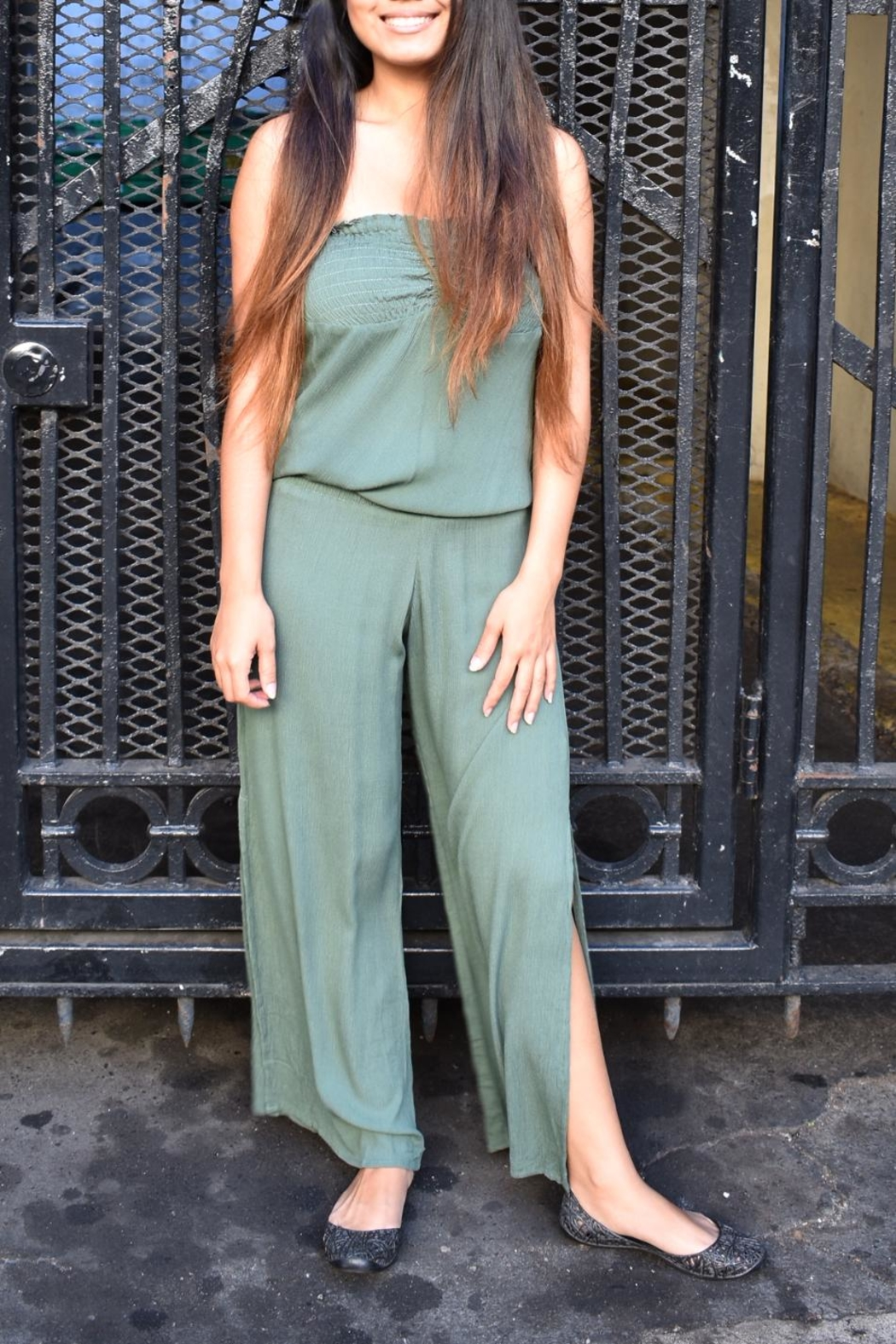 Khush Clothing Jumpsuit Stardust - Front Cropped Image