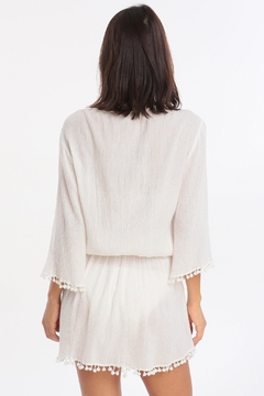 Melissa Odabash Kiah White Dress - Alternate List Image