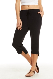 Chaser Kick-Flare Lounge Pant - Front cropped