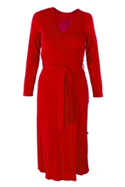 Kickee Pants Bamboo Crimson Robe - Product Mini Image